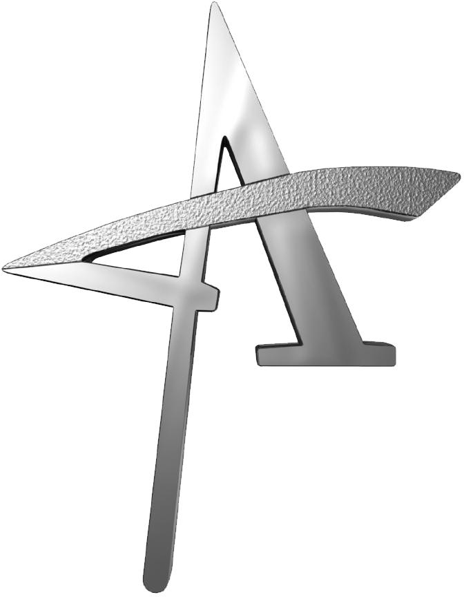 Silver ADDY logo